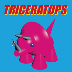 TRICERATOPS [ BOUNCE盤 ]